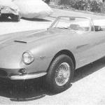 Greg's green 1965 Apollo convertible.