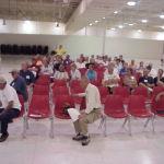 Greg at the 2002 BCA National Board Meeting Kokomo, IN July 19, 2002