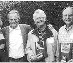 Left to right: Bruce Collins BCA #3651, Helen Hutchings BCA #9972, Greg Fallowfield BCA #1, Ken Pfeil BCA #2966, Sid Munger BCA #2257, Mrs. John Spilka BCA #12.